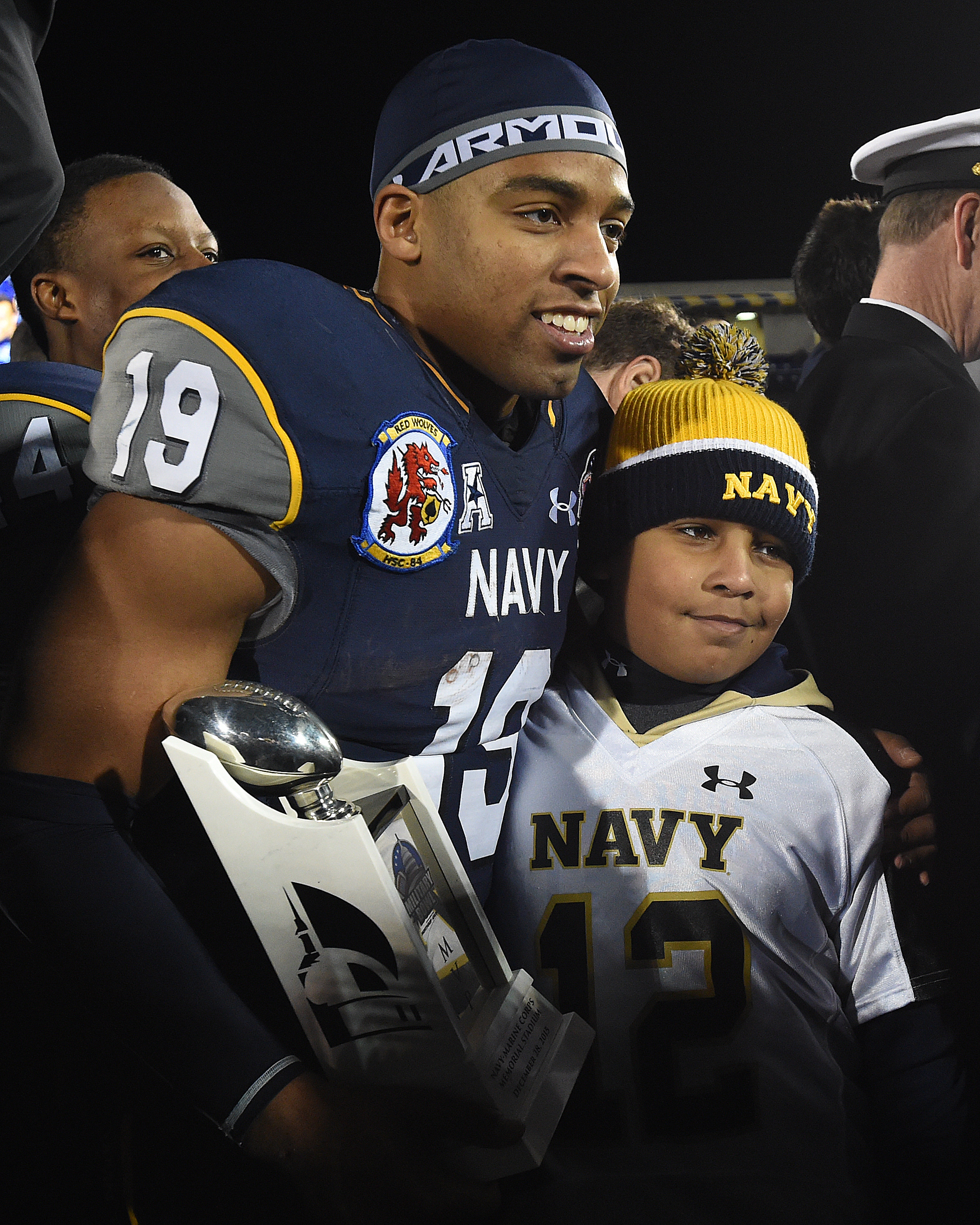 Keenan Reynolds Drafted In The Sixth Round By The Baltimore Ravens ...