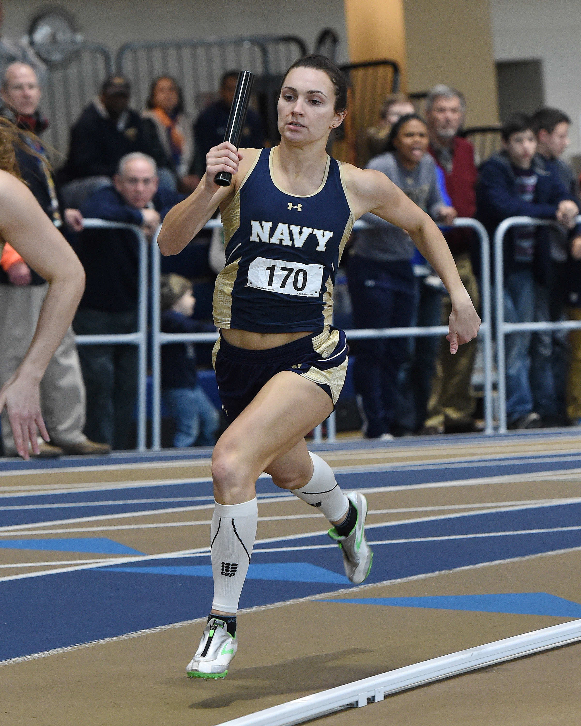 Women's Track and Field Opens Season with Lid Lifter Meet