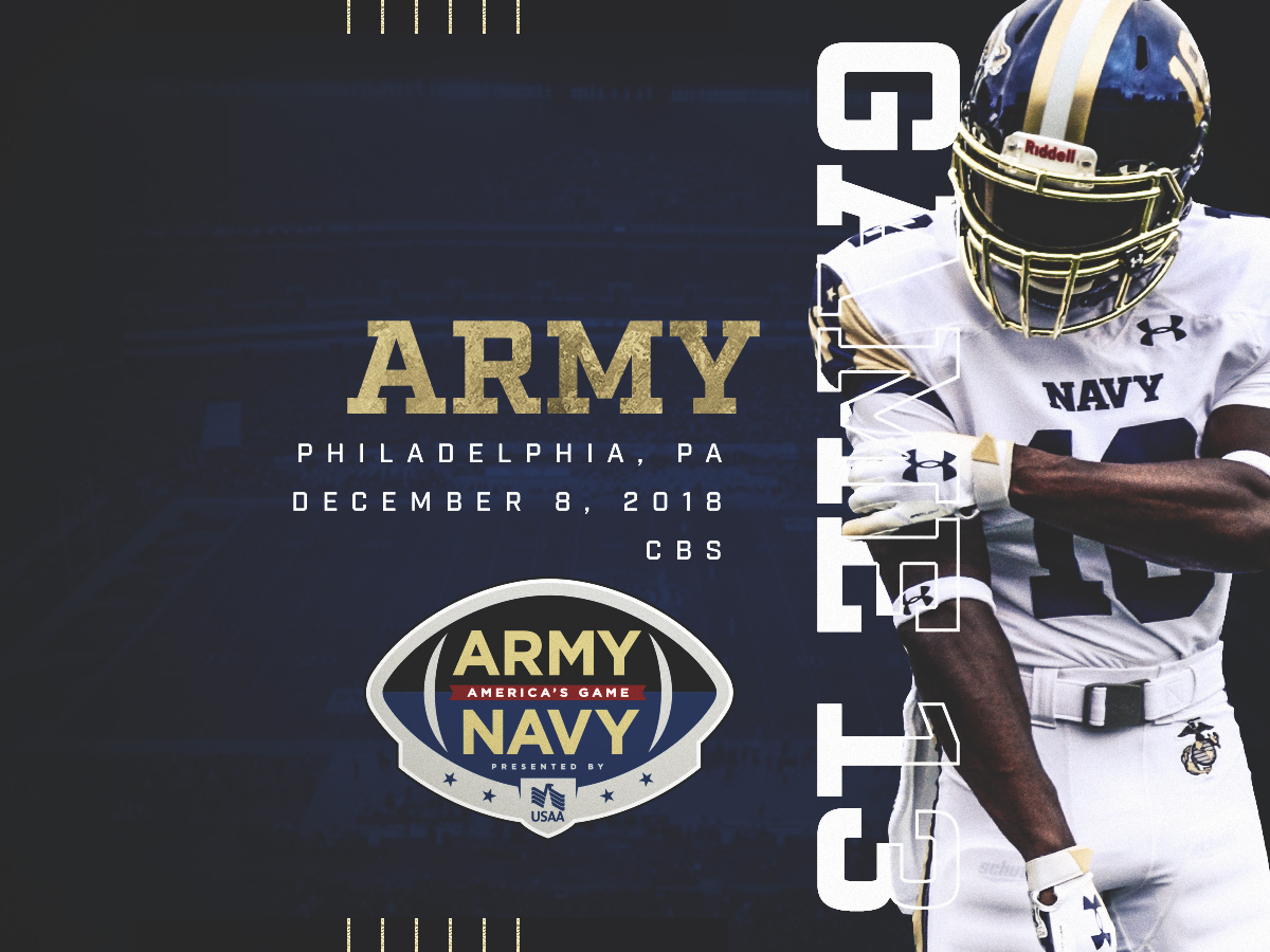 d96a8ee28 The Greatest Rivalry in Sports  Army vs. Navy Set For Saturday in ...