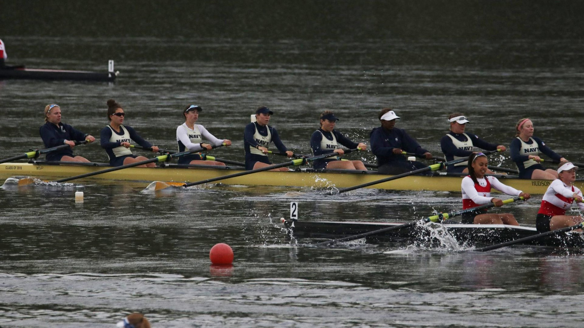 Saturday S Navy Day Regatta Kicks Off Fall Slate For Midshipmen Crews Naval Academy Athletics