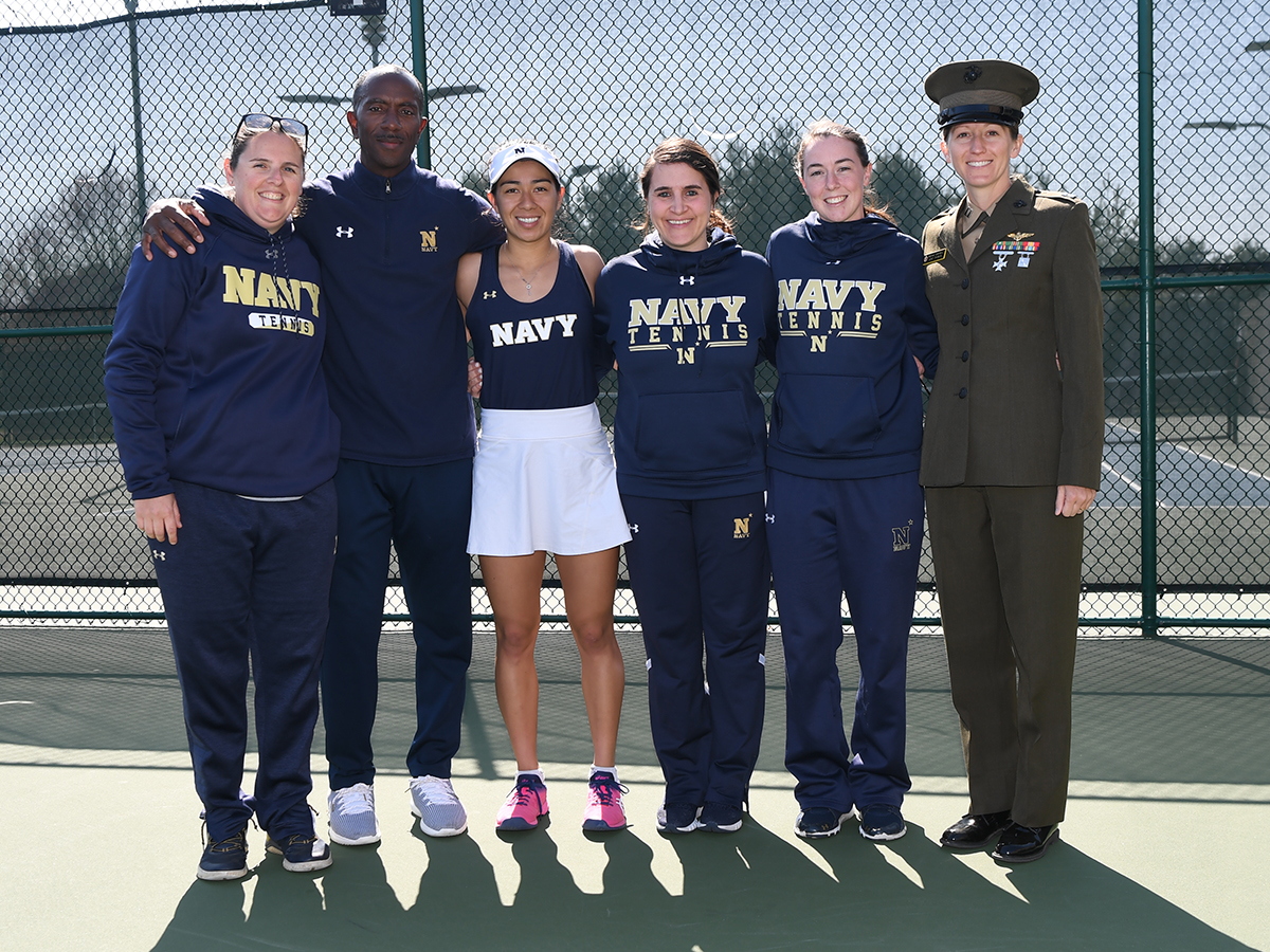 Women's Tennis Drops First Patriot League Match to Boston, 4-3