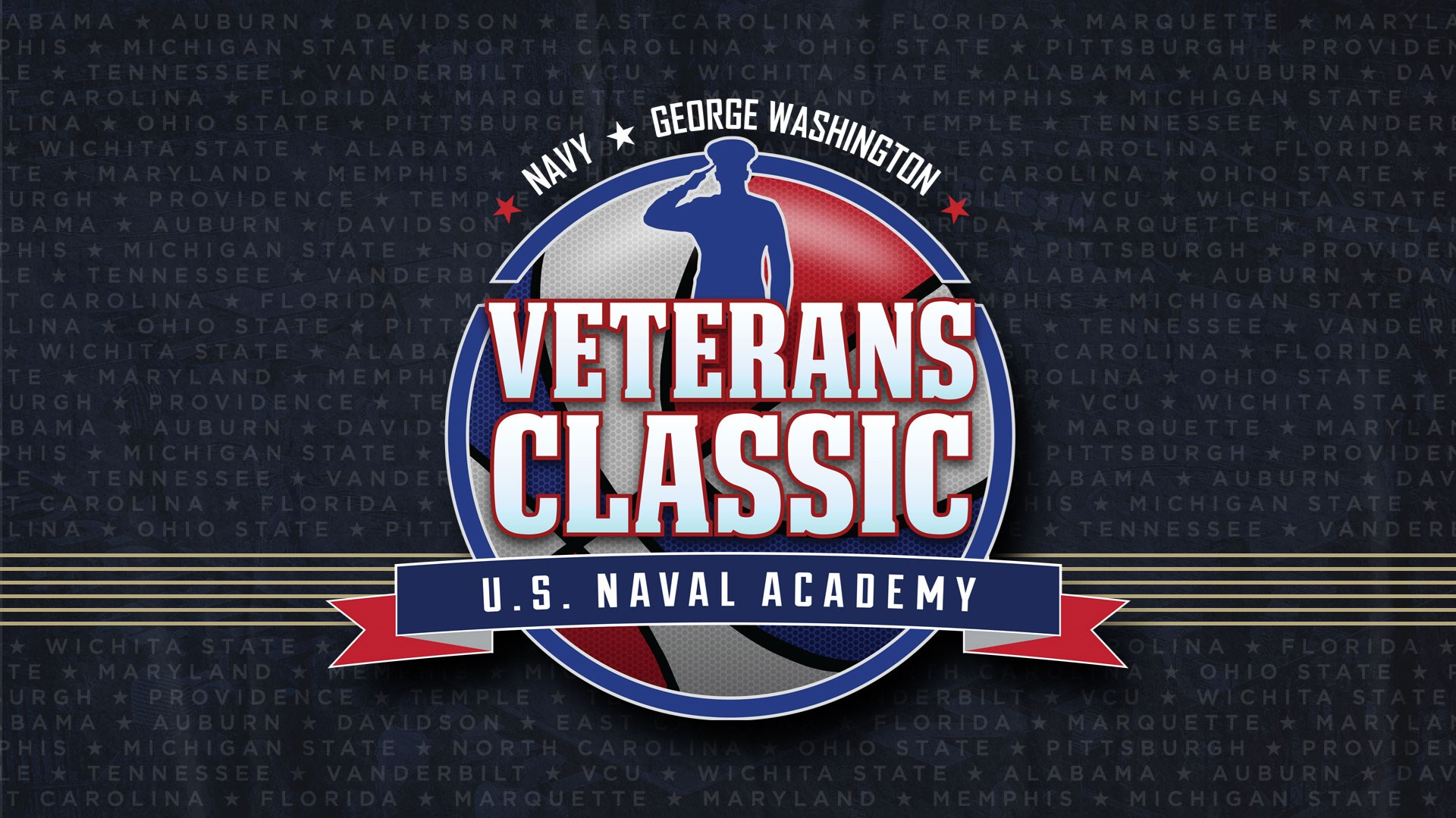 Navy And George Washington To Play In Seventh Annual Veterans Classic On Cbs Sports Network Naval Academy Athletics