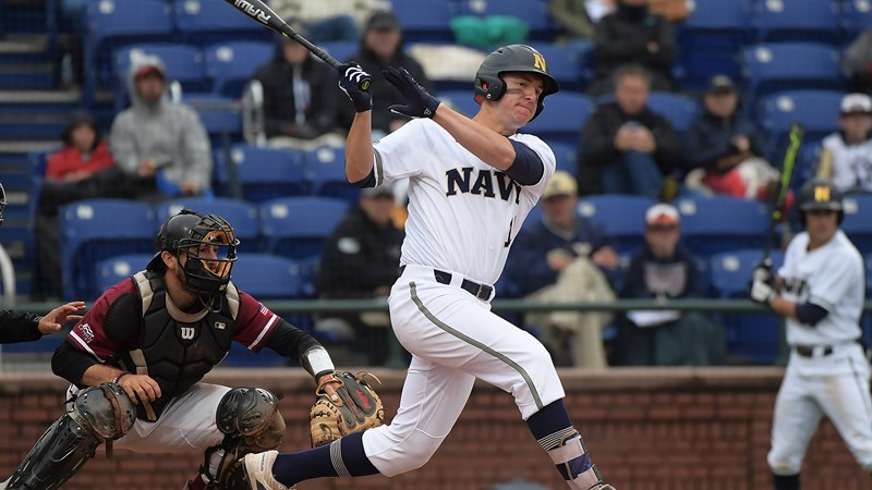 Baseball Hosts Air Force on Saturday and Sunday - Naval Academy Athletics