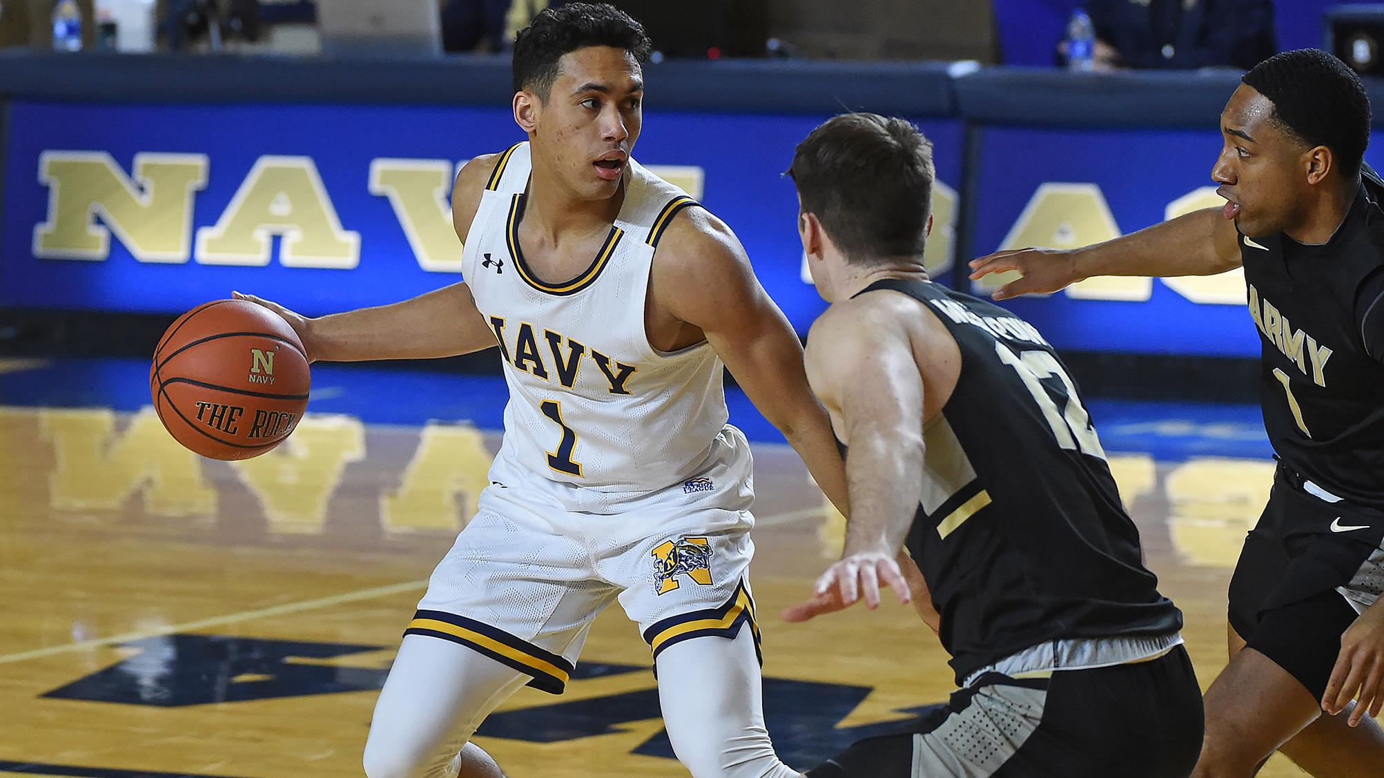 Naval Academy Athletics on Pause for a Minimum of 10 Days Except Men's  Basketball - Naval Academy Athletics