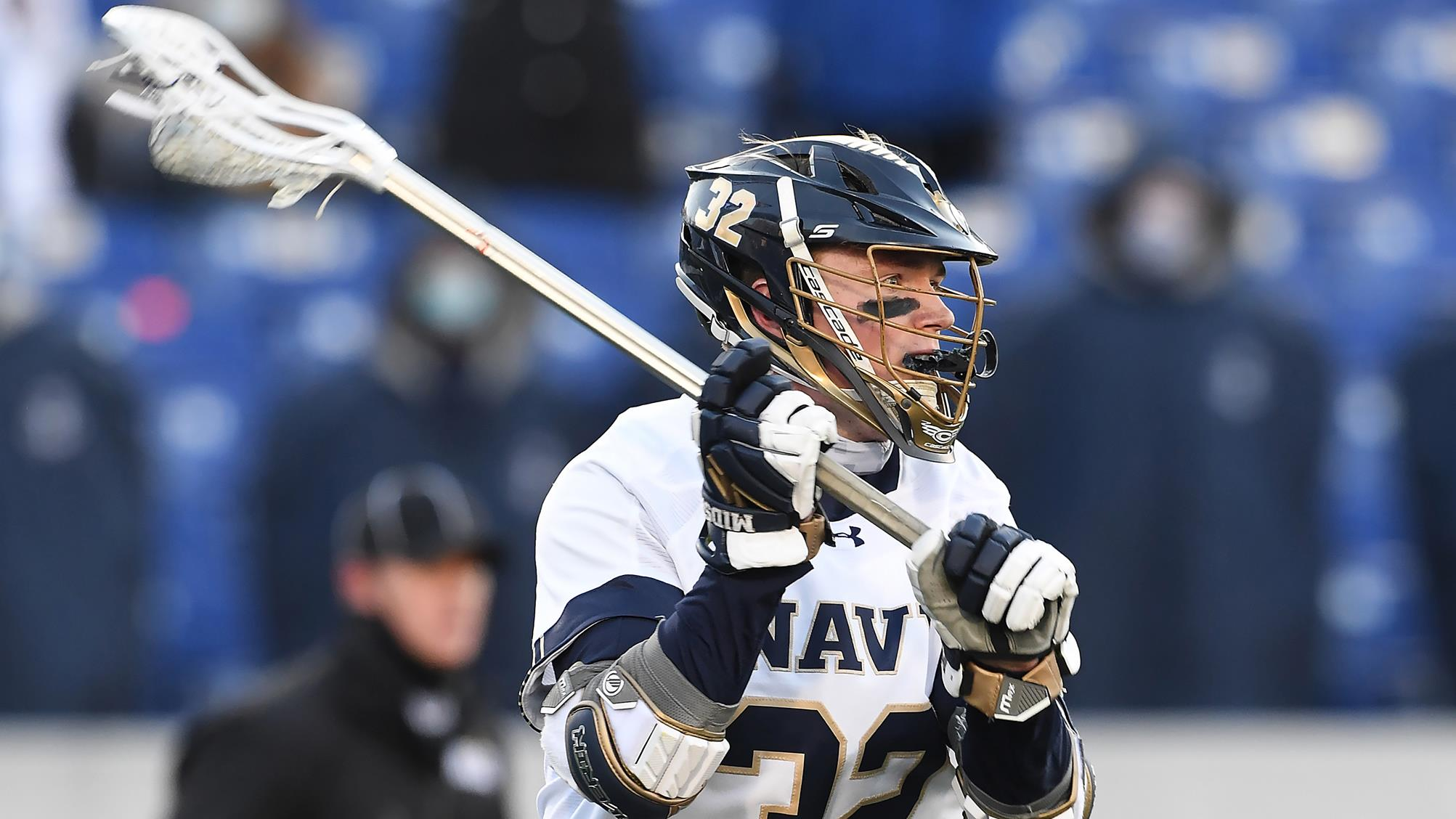 Undefeated Navy To Meet League Favorite Loyola In Televised Lacrosse Game Naval Academy Athletics